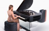 Karbonfiber Piyano