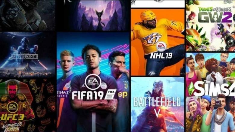 Sonunda EA Access Oyunları PS4'te