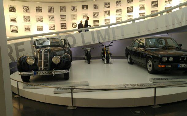 BMW Müzesi Münih