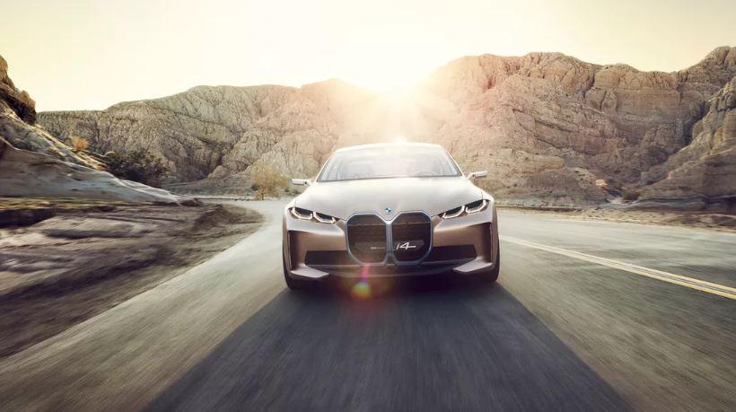 Elektrikli Otomobilin Geleceği BMW İ4